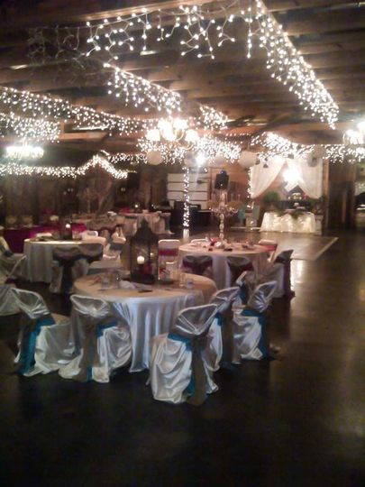 Wedding reception