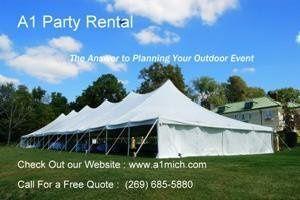 A1 Party Rentals