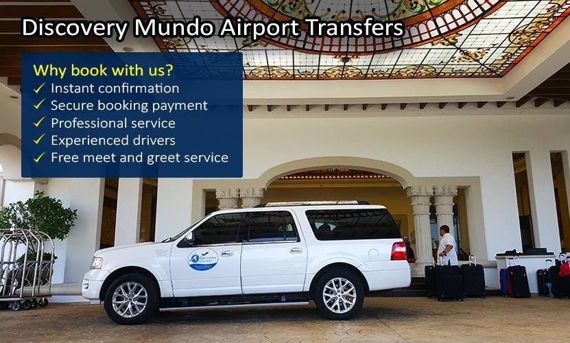 VIP Airport Transportation in Cancun