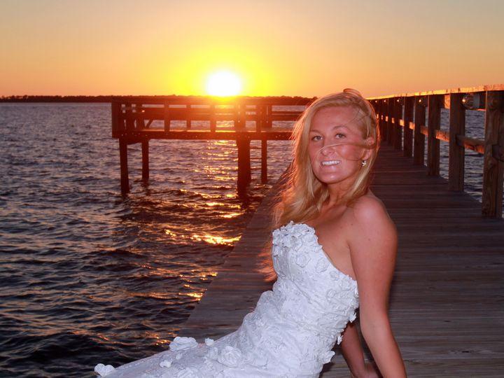 Tmx 1421183925350 Bride Sitting On Pier Dunedin, FL wedding venue