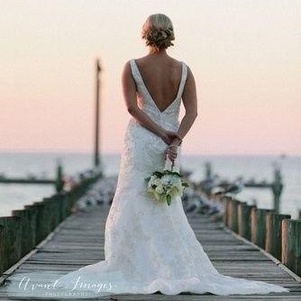 Tmx 1421184054717 Bride On Pier Jpeg For Ads Dunedin, FL wedding venue