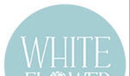 White Flower Cakes
