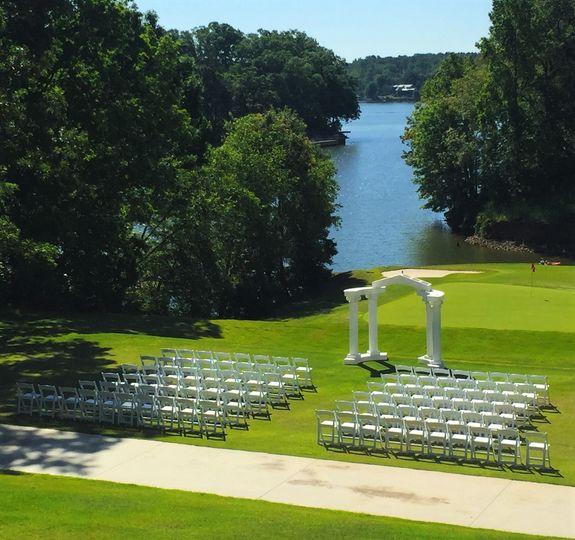 River Run Country Club Wedding: River Hills Country Club