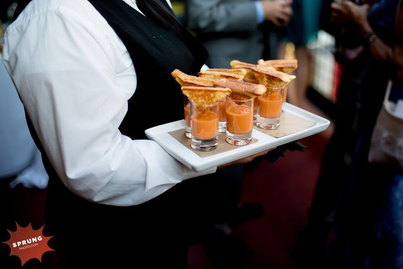 River roast shots