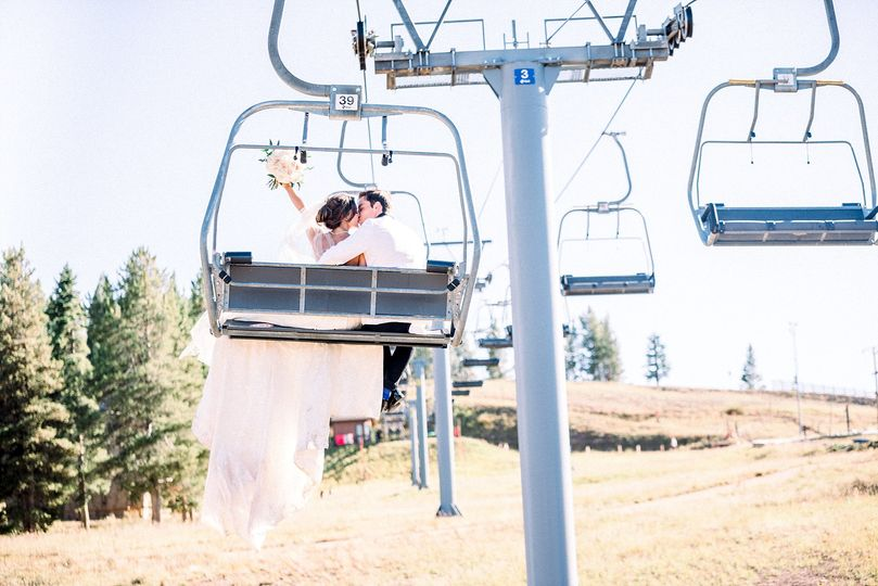 Jacie Marguerite in Vail, CO
