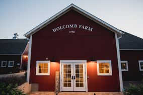 Red Barn at Holcomb Farm presented by David Alan Hospitality