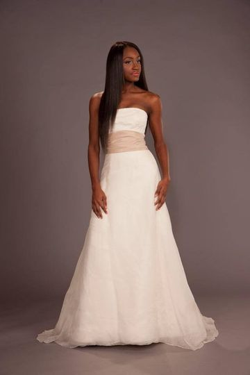 Get the gown dress attire miami beach fl weddingwire for Wedding dresses miami florida