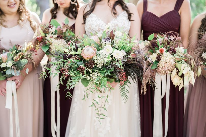 Bloome floral bouquets.