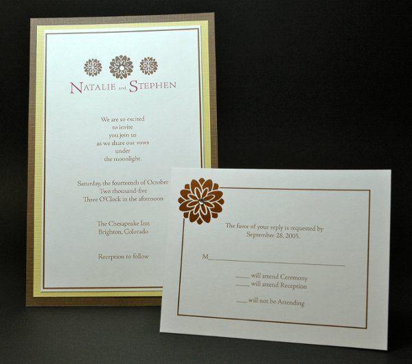 Tmx 1282931936030 FoxridgeCherishInvitationSet Johnstown wedding invitation