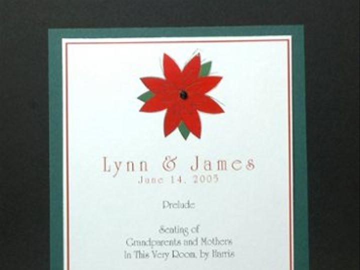 Tmx 1282931941014 FoxridgeChristmasSpiritProgram Johnstown wedding invitation