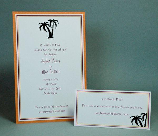 Tmx 1282931946873 FoxridgeDayattheBeachInviteSet Johnstown wedding invitation