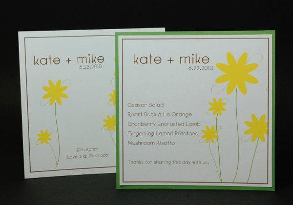 Tmx 1282931962889 FoxridgeEleganceProgramMenu Johnstown wedding invitation