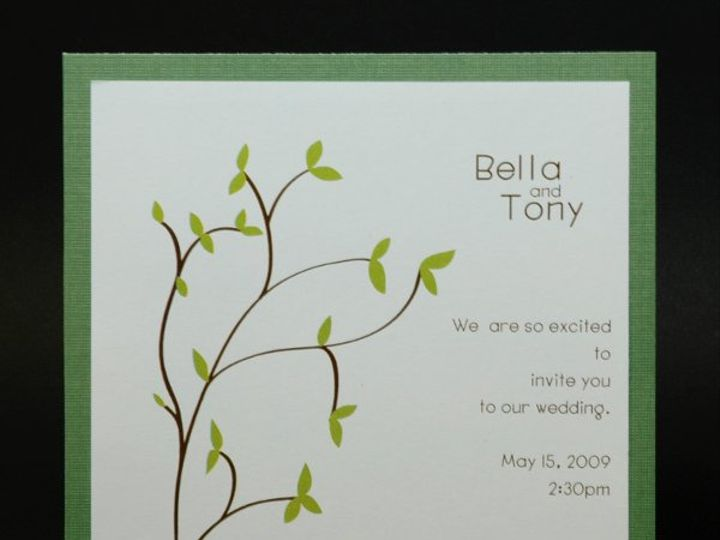 Tmx 1282931986280 FoxridgeGrowingSpiritInvite Johnstown wedding invitation