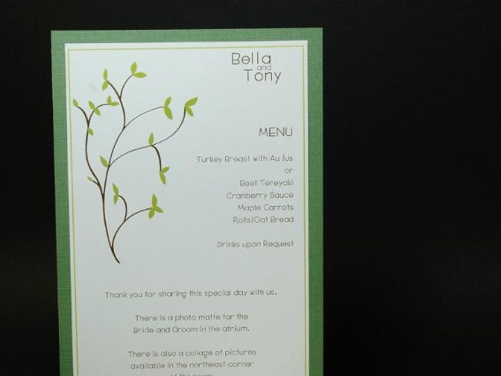 Tmx 1282931990248 FoxridgeGrowingSpiritMenu Johnstown wedding invitation