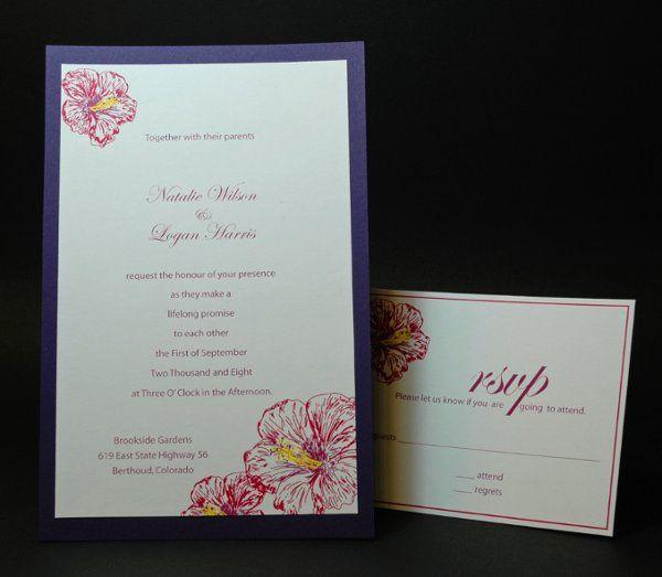 Tmx 1282932004170 FoxridgeIslandParadiseInvitationSet Johnstown wedding invitation