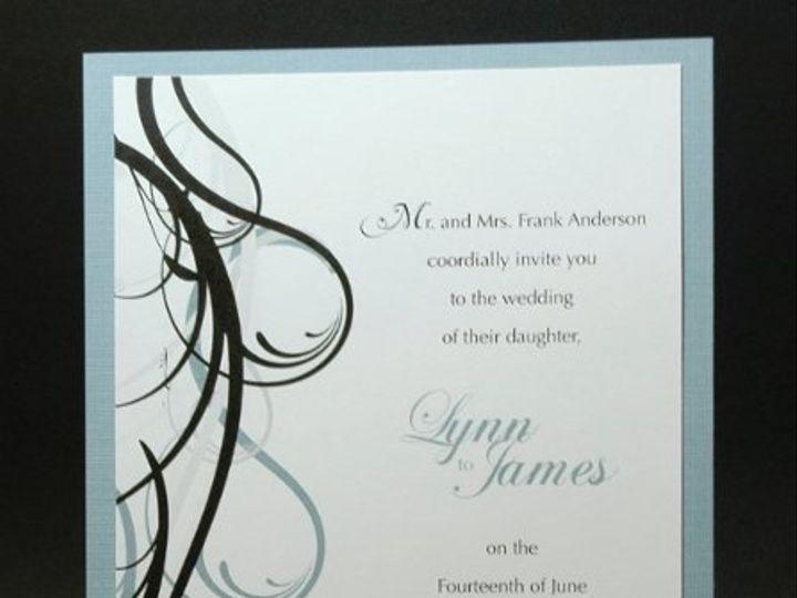 Tmx 1282932008436 FoxridgeLoveBirdsInvite Johnstown wedding invitation