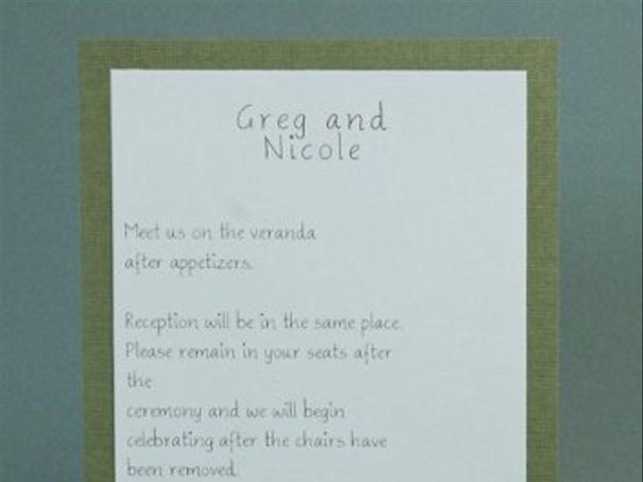 Tmx 1282932043608 FoxridgeNantucketProgram Johnstown wedding invitation