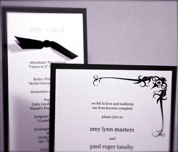 Tmx 1282932048764 FoxridgeNightontheTownInvitation Johnstown wedding invitation