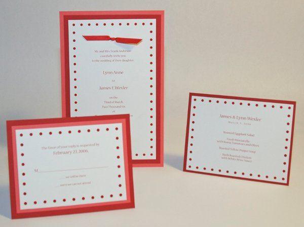 Tmx 1282932050780 FoxridgePerfectlyTailoredInvitationSet Johnstown wedding invitation