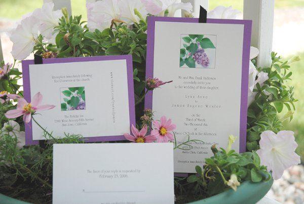 Tmx 1282932075936 FoxridgeSpringBloomInvitationSet Johnstown wedding invitation