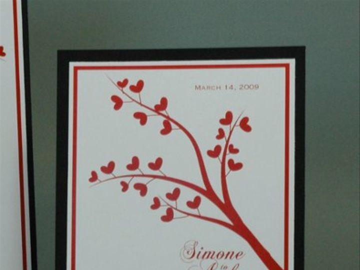 Tmx 1282932087795 FoxridgeTrueLoveMenu Johnstown wedding invitation