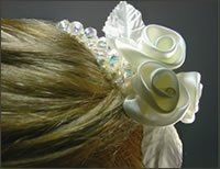 See the great selection of hair accessories designed by Lisa Ann!