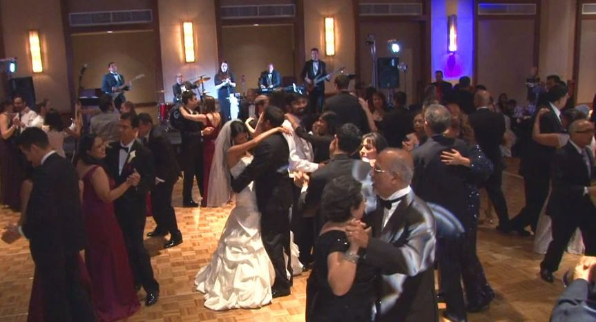 Groove Knight wedding
