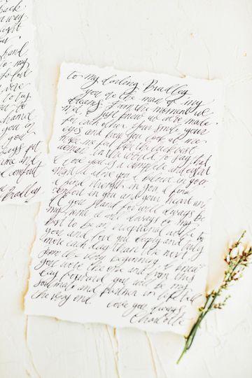 Love letter - Prospect House