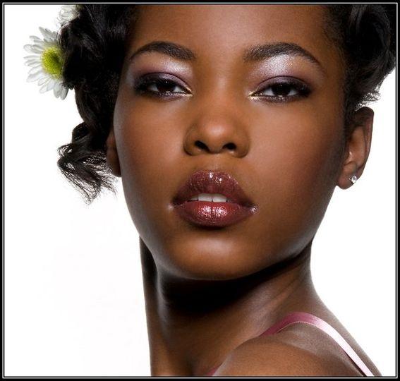Emoni Baraka with Click Models NYC
