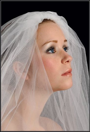 traditional bridal beauty :: Diana Manning