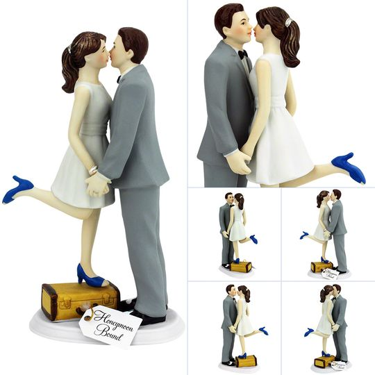 Custom Color Cake Topper
