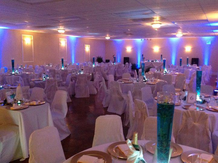 Dmd event planning and design flowers jackson ms weddingwire 800x800 1435084376454 heather wedding 800x800 1435084352562 zen5 junglespirit Images