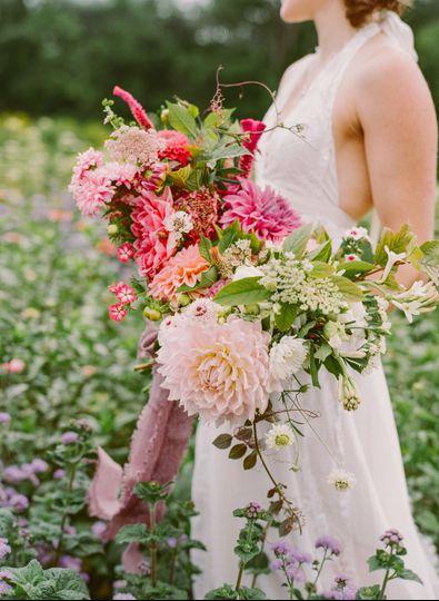 Flourish flower farm