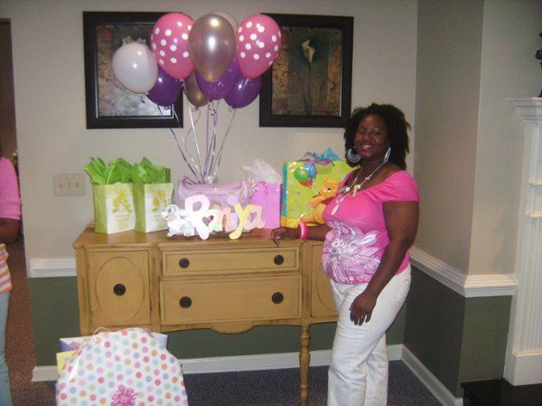 Shica's babyshower May 2009