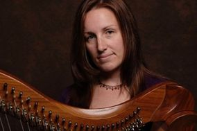April Stace Vega - harpist