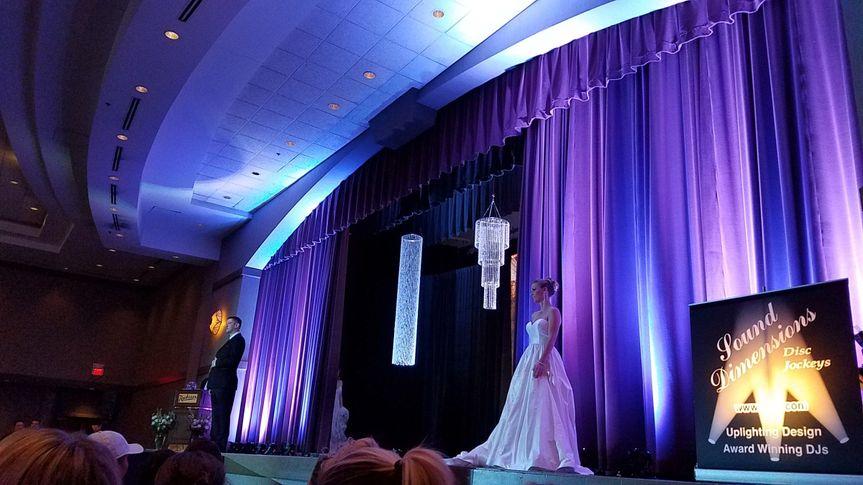Fashion Show Lighting