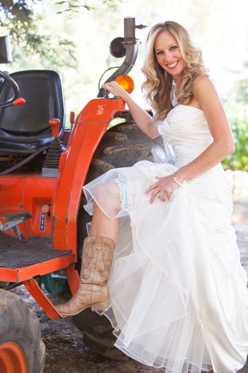 The spunky bride