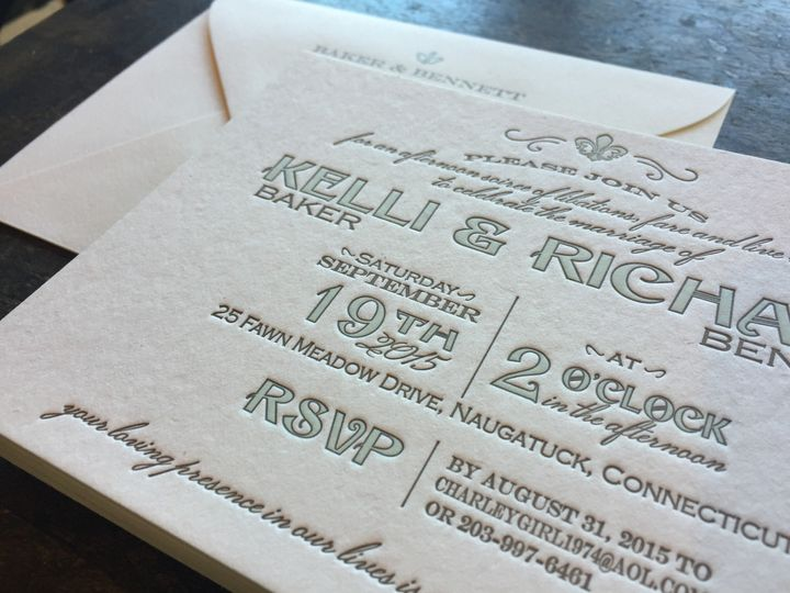 Tmx 1437318866983 Img2130 Longmont wedding invitation
