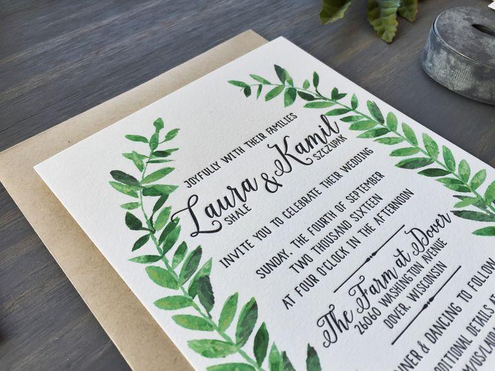 Tmx 1453765765107 Laura Invite Cu Longmont wedding invitation