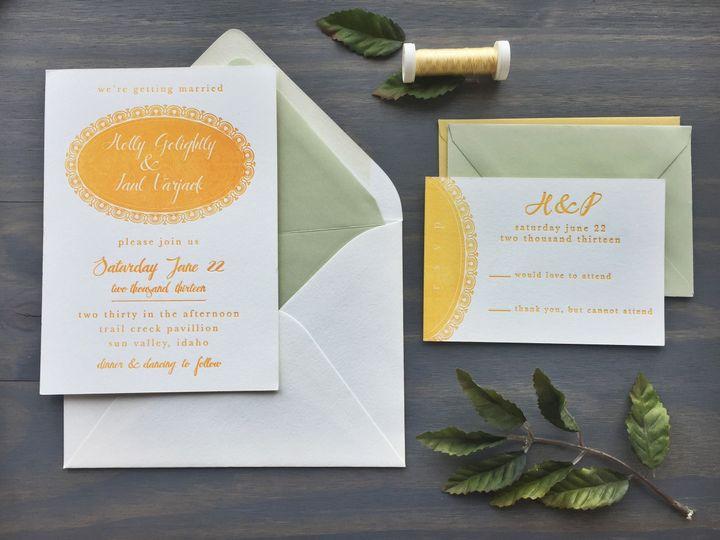 Tmx 1453766258603 Citrus Longmont wedding invitation