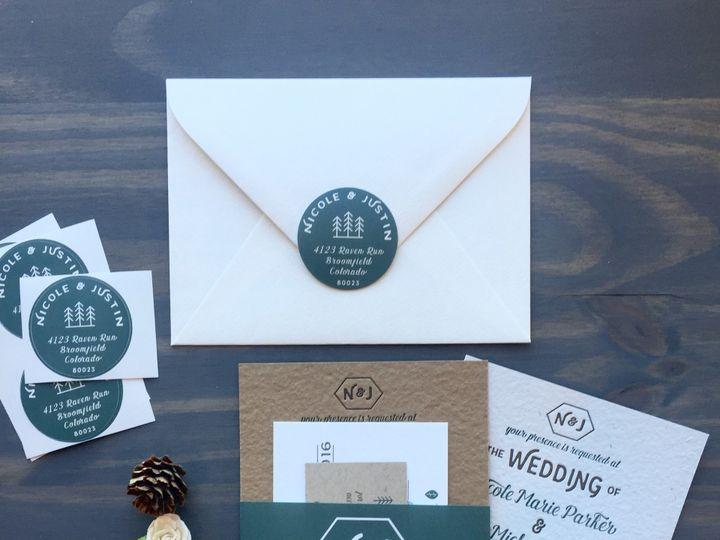 Tmx 1453766379765 Mountain Suite4 Longmont wedding invitation