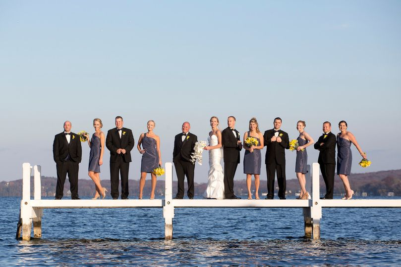 The Abbey Resort on beautiful Lake Geneva, WI - the perfect lakeside destination for your wedding...