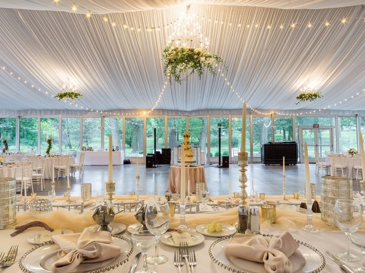 Tmx Abbey Tent Inside Pano Head Table 3851 51 66416 1565818643 Fontana, WI wedding venue
