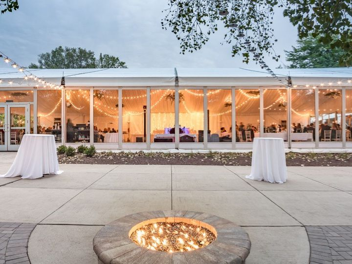 Tmx Abbey Tent Outside Firepit Pano 1931 51 66416 1565818643 Fontana, WI wedding venue