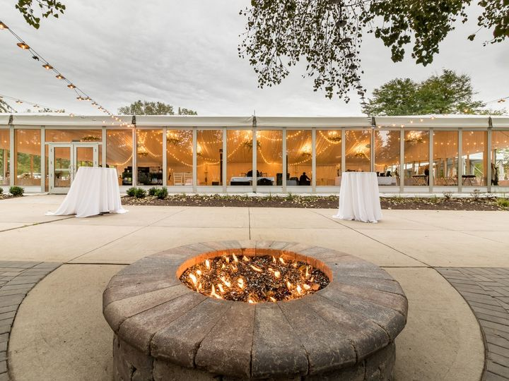 Tmx Abbey Tent Outside View Firepit 2868 51 66416 1565818645 Fontana, WI wedding venue
