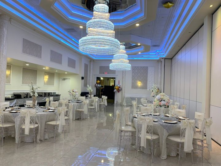 Reception in the Venetian Hall