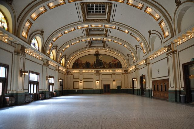 Grand Hall At The Gateway Venue Salt Lake City Ut