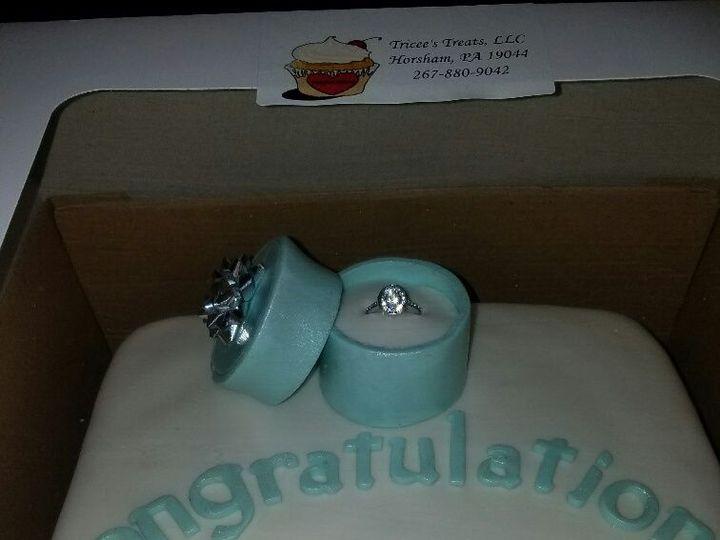 Tmx 1528807002 Bb3f73ae588b7db2 1528807001 F4feaa7573cc3ea9 1528807001346 4 1 16 Horsham wedding cake