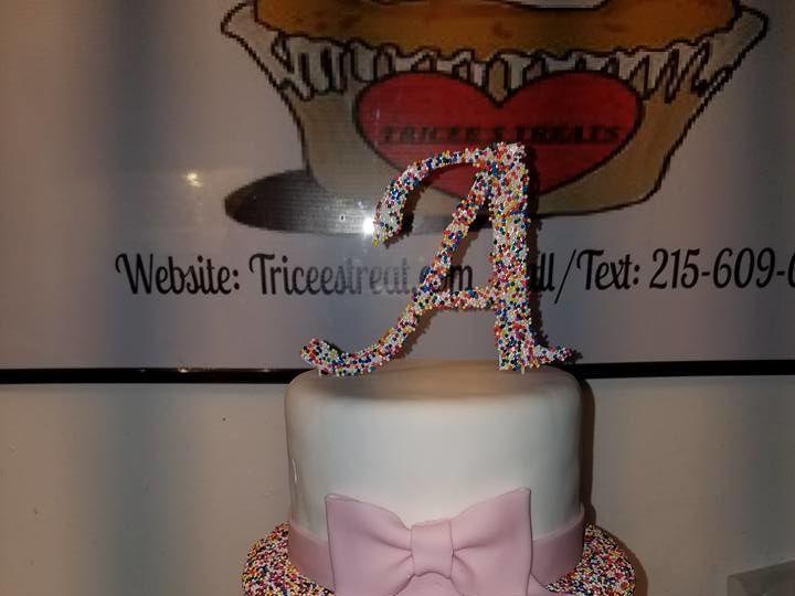 Tmx 1528807142 3dbb6a0fdf40597f 1528807141 B6090976aa0512f0 1528807140804 8 1 Horsham wedding cake