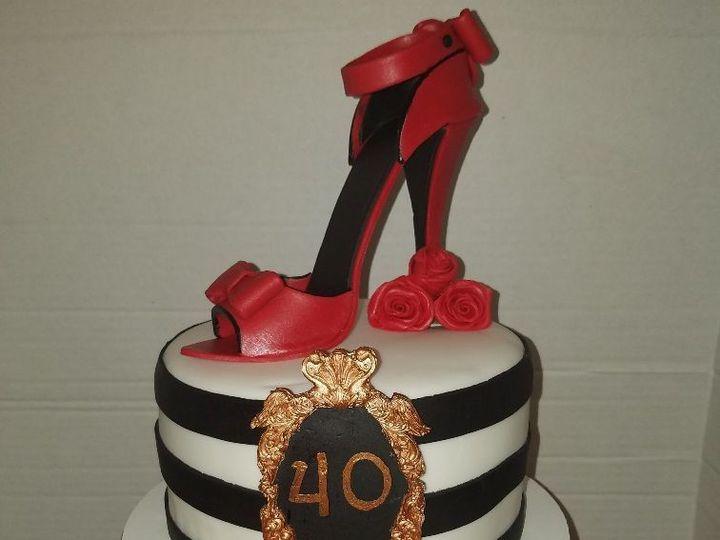 Tmx 1528807651 2523bfd540921af4 1528807650 Add8b2d6031243ad 1528807649530 10 HEEL Horsham wedding cake